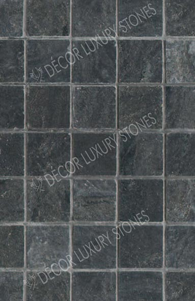 green-wash-black-quartzite-mosaic-square-pattern