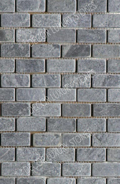 silver-grey-quartzite-mosaic-running-brick